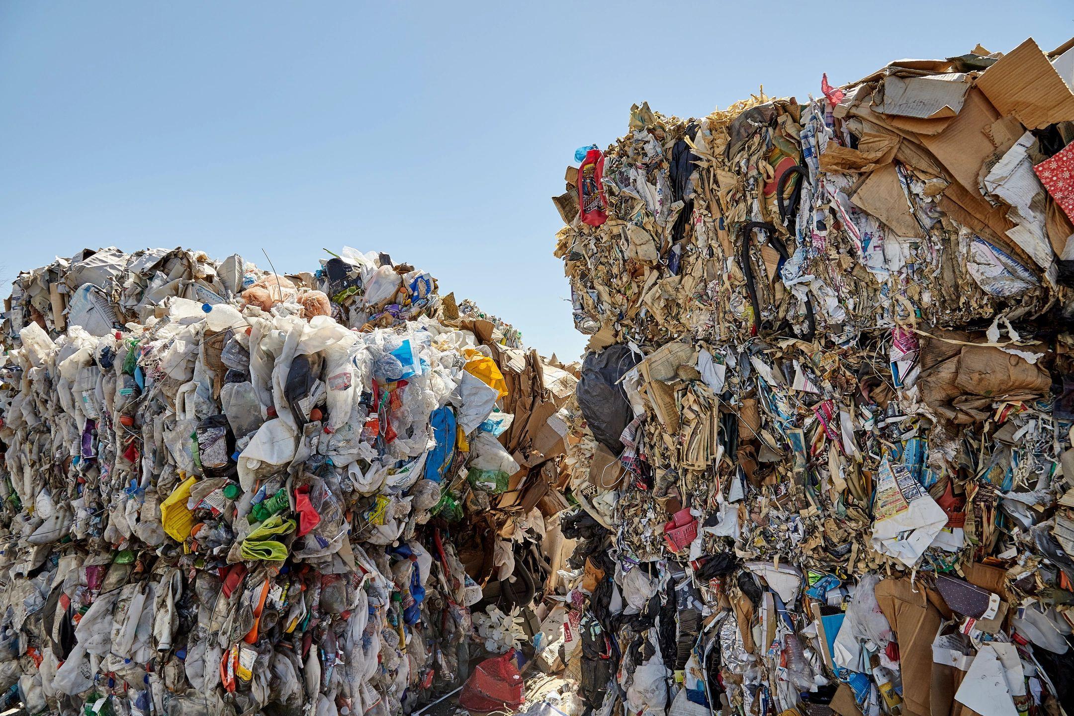 Калькулятор количества отходов от производства и потребления