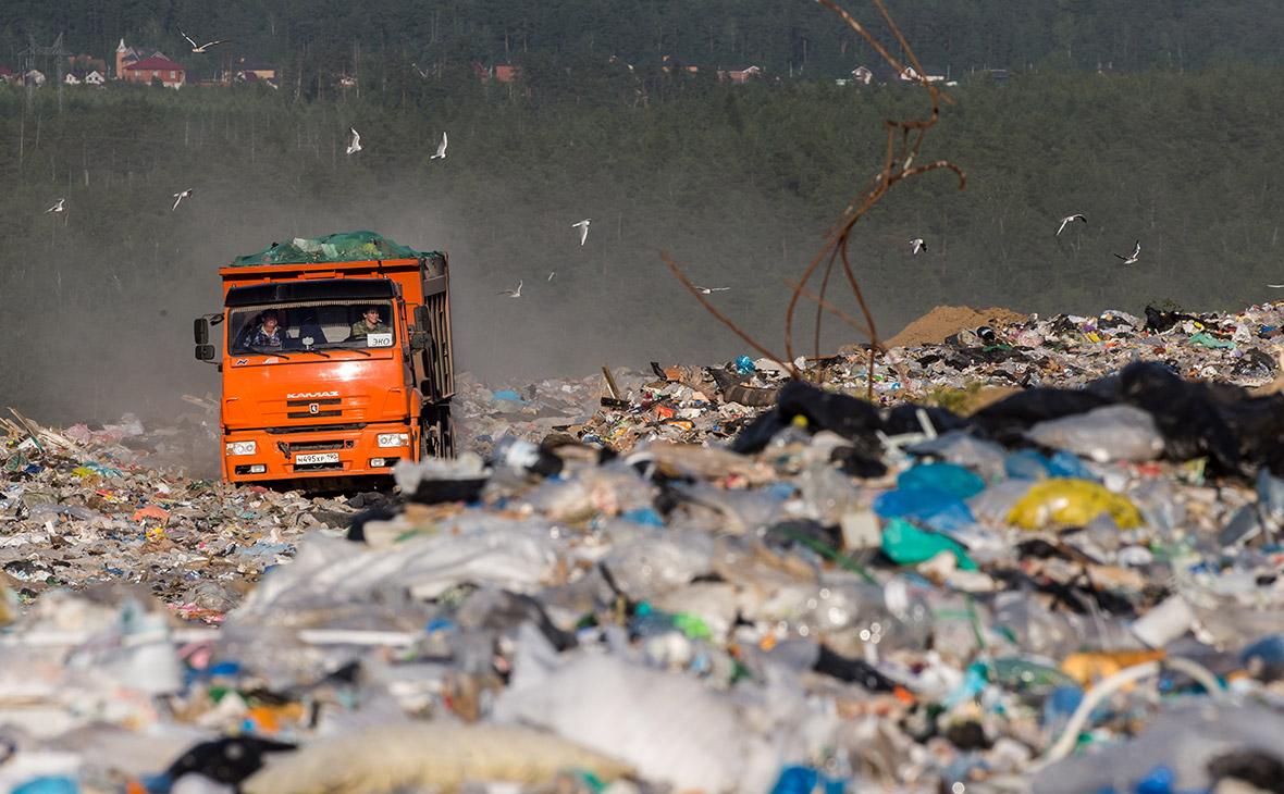 Негативные последствия захоронения мусора на полигонах