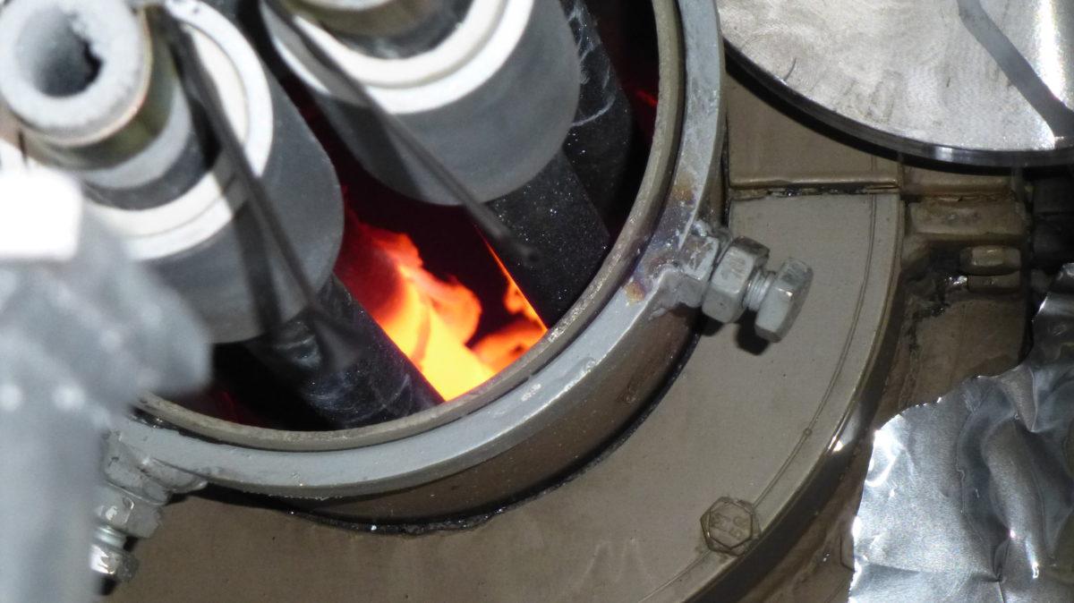Примерный выход биогаза