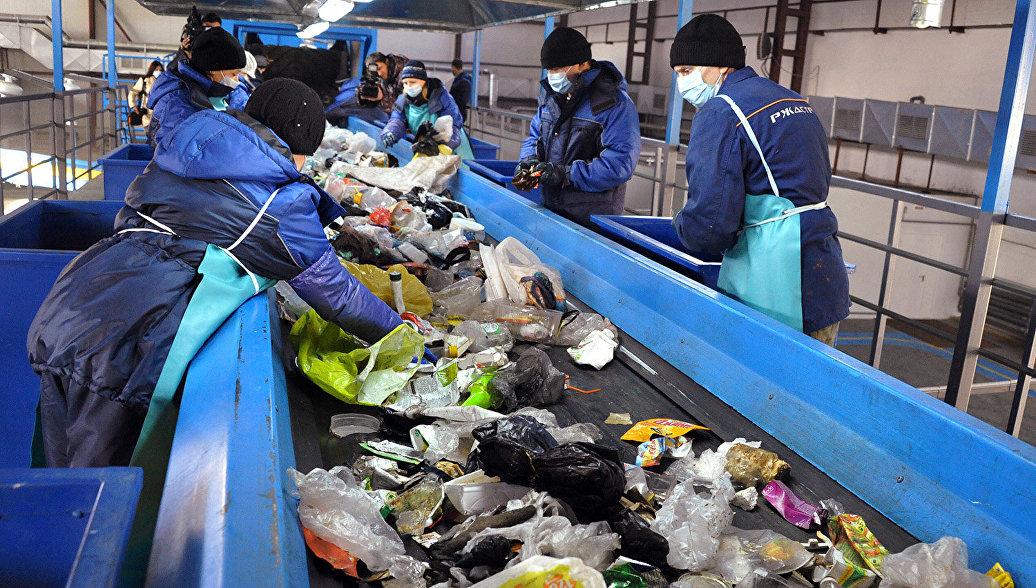 Сколько мусора производит 1 человек в год