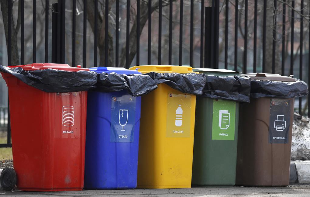 как сортировать отходы