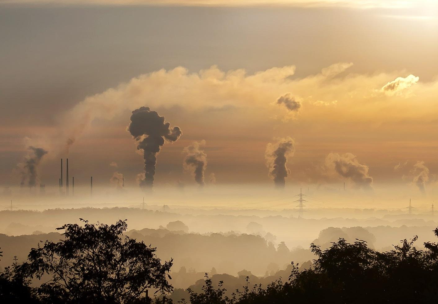 Что портит климат