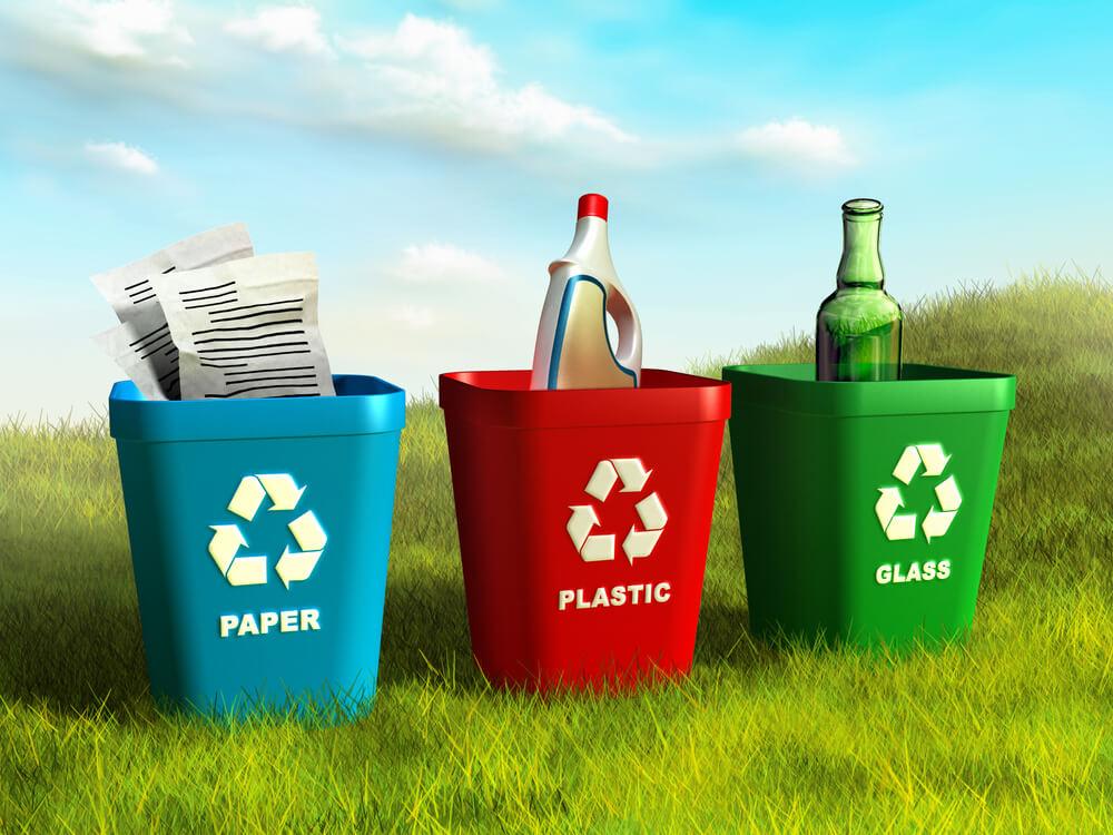 раздельная сортировка мусора