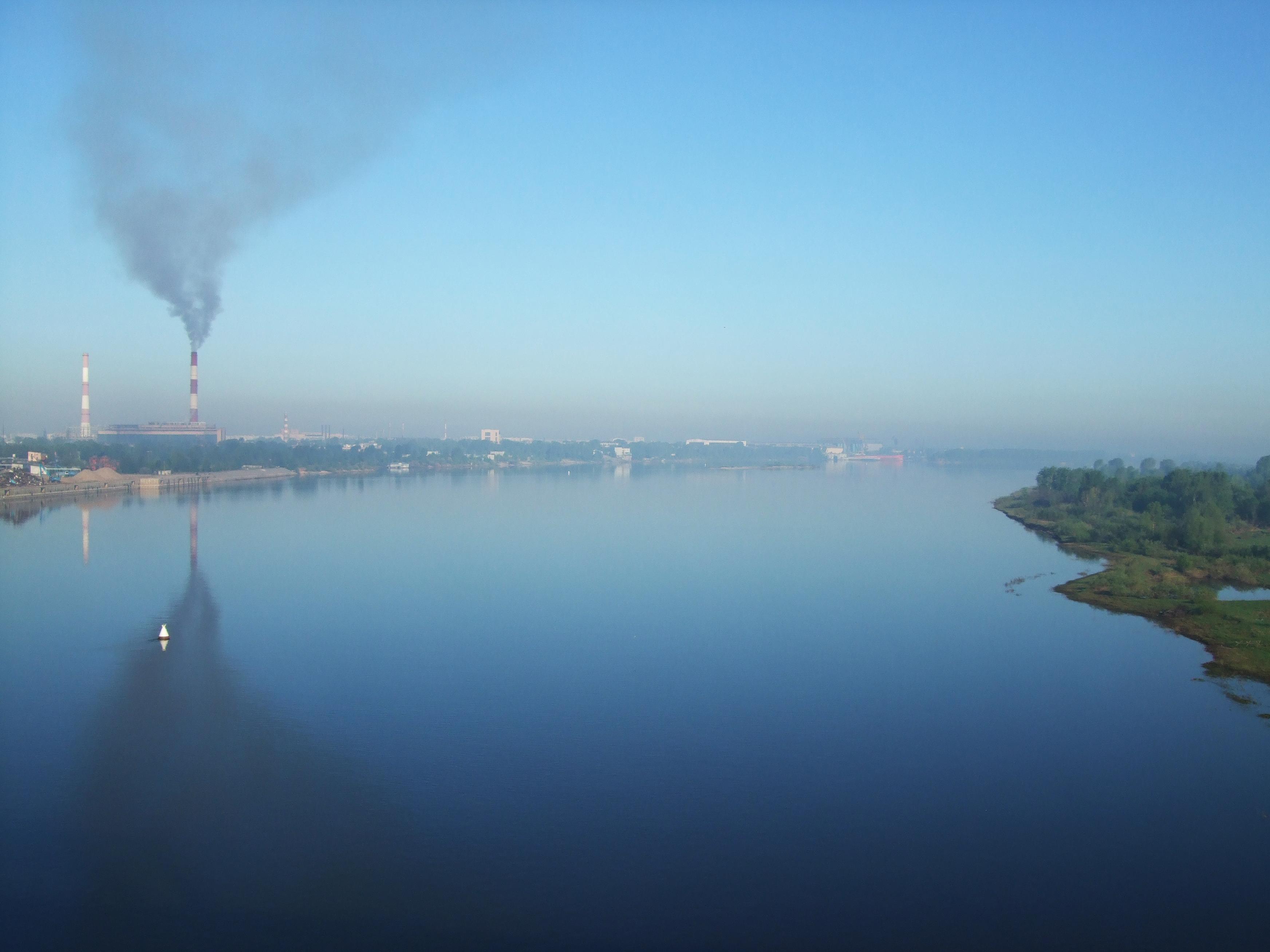 Химическое загрязнение