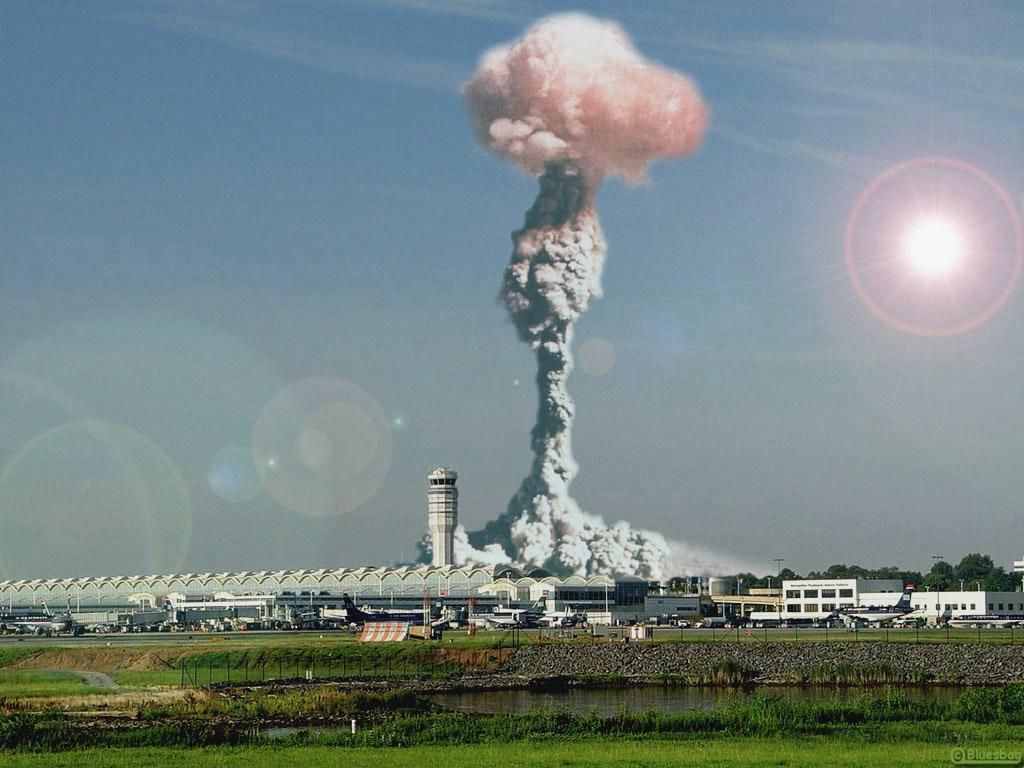 Радиоактивные выбросы