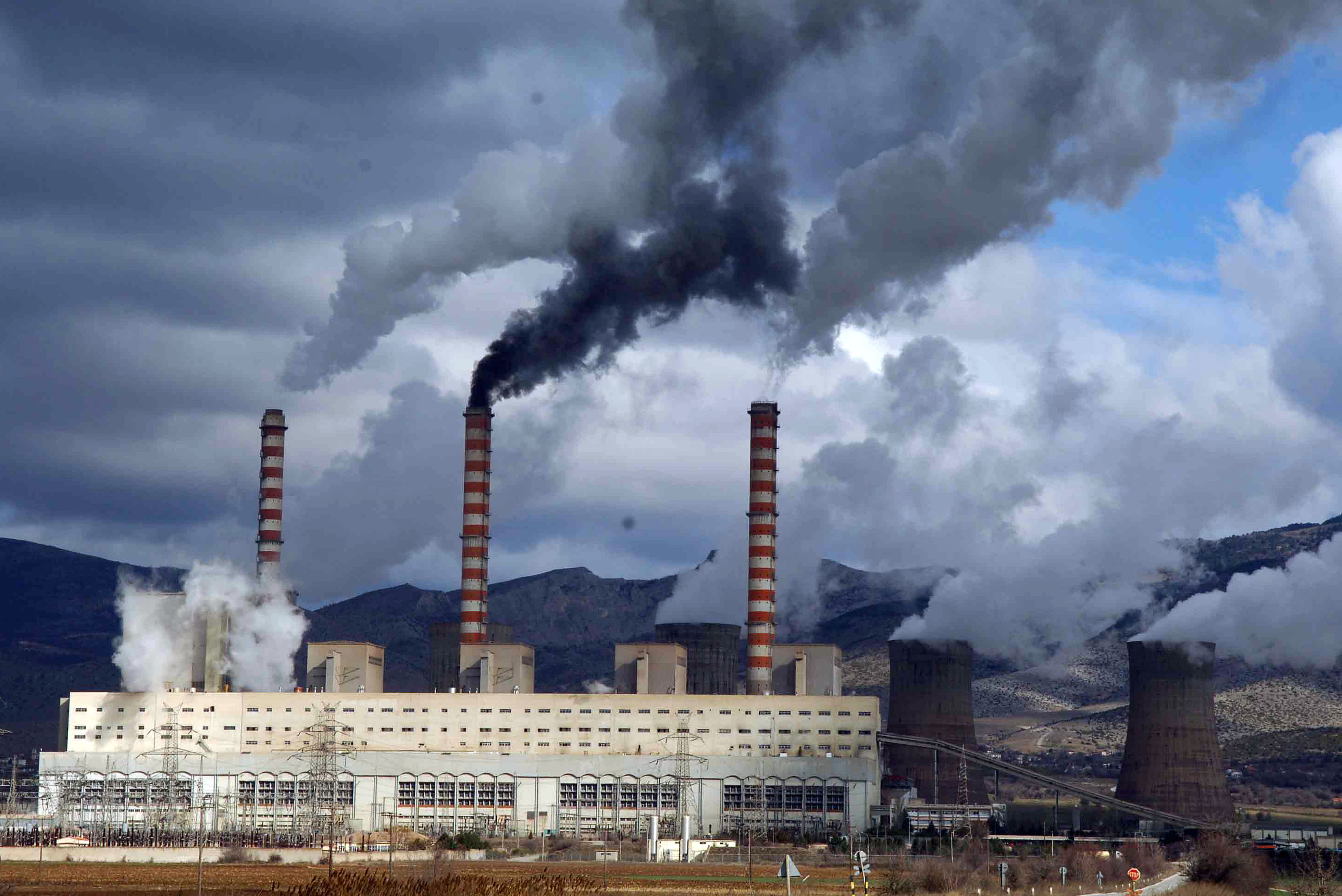 Категории загрязнения