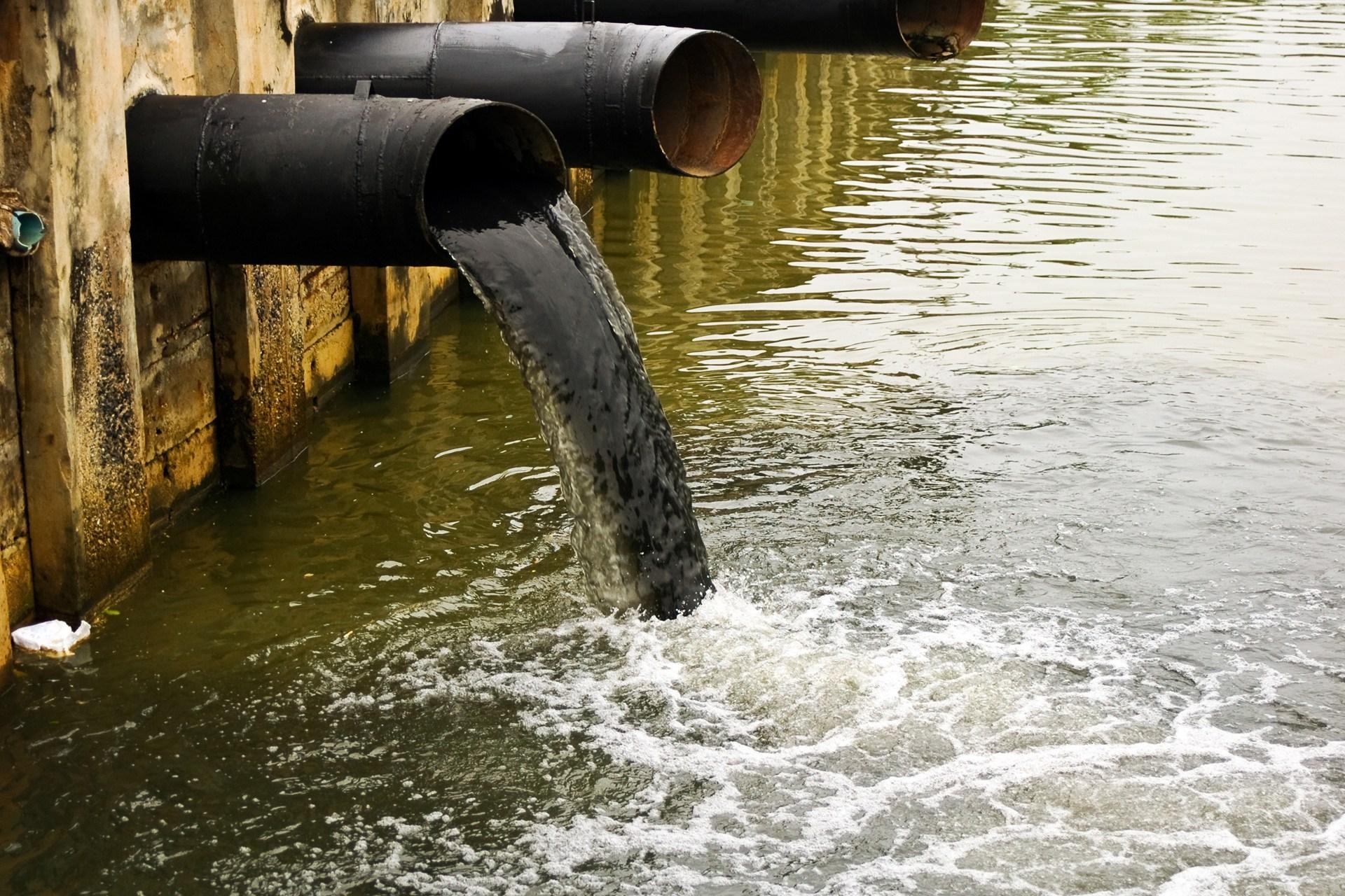 Классификация химических загрязнений
