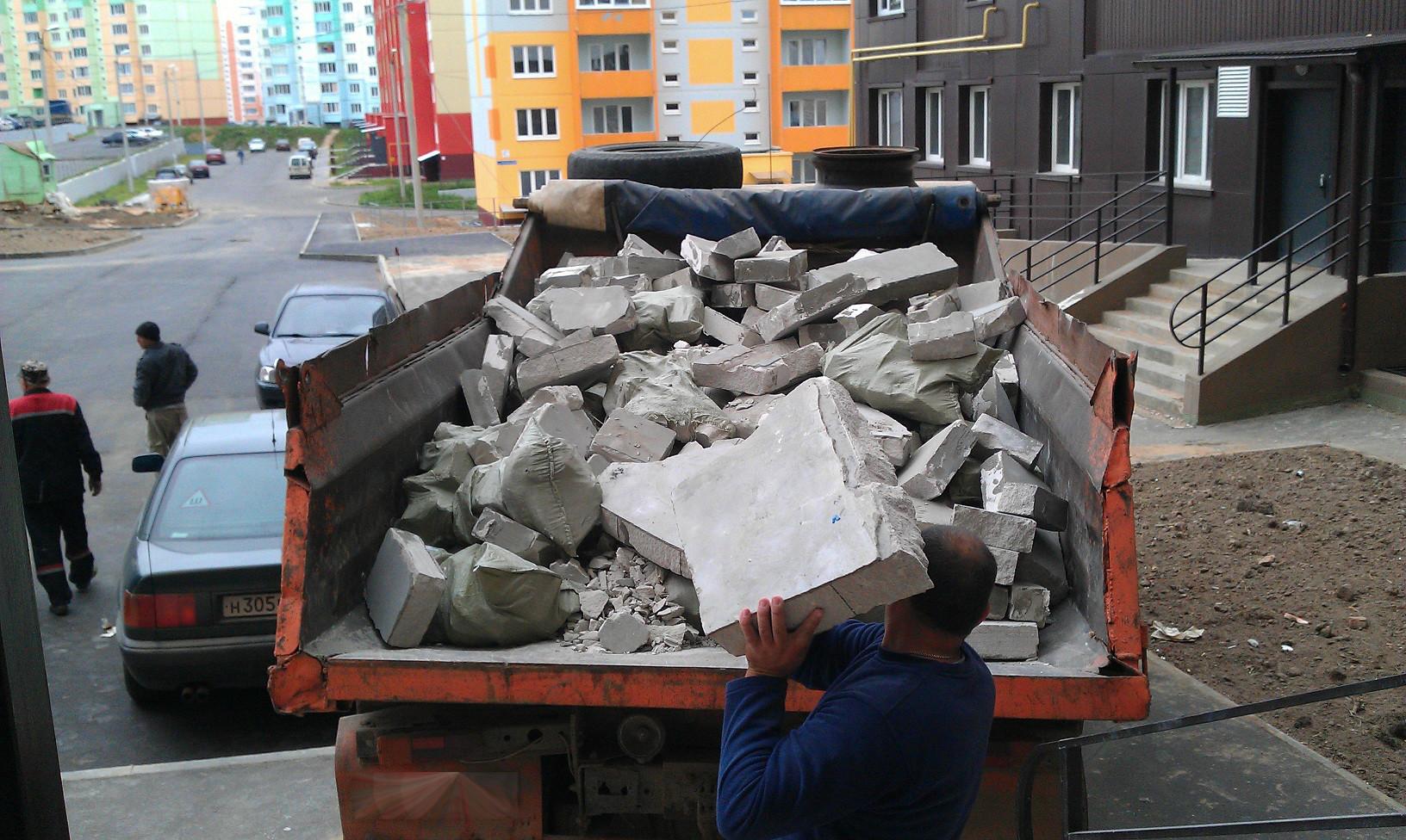 мусор от помещений организаций
