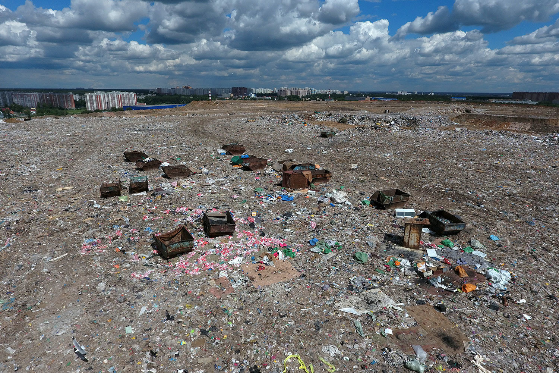 проблема мусора