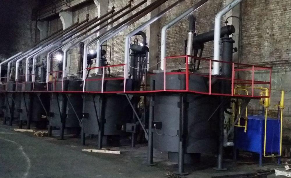 Пиролизные заводы по переработке мусора