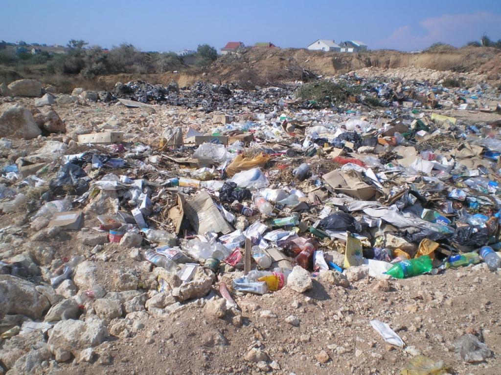 Плата за размещение отходов производства и потребления в 2019 году