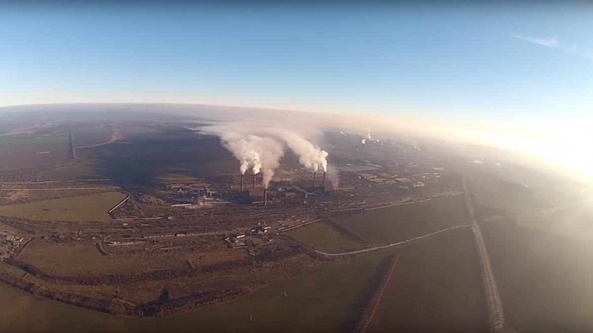 Выбросы ядовитых химикатов