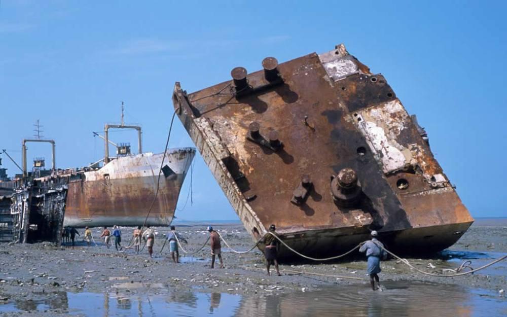 утилизация судна