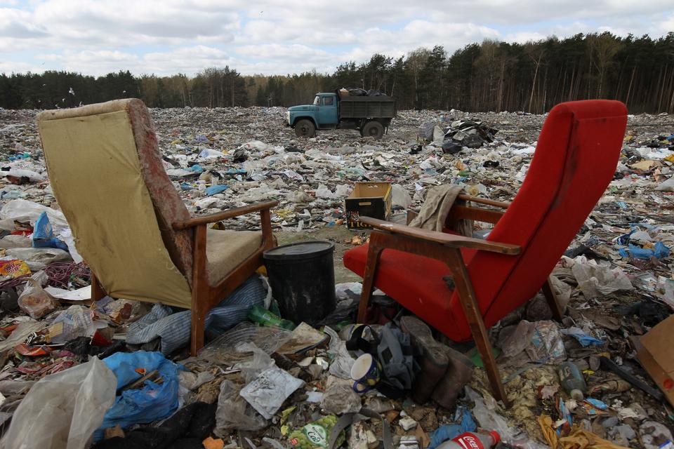 твердые коммунальные отходы