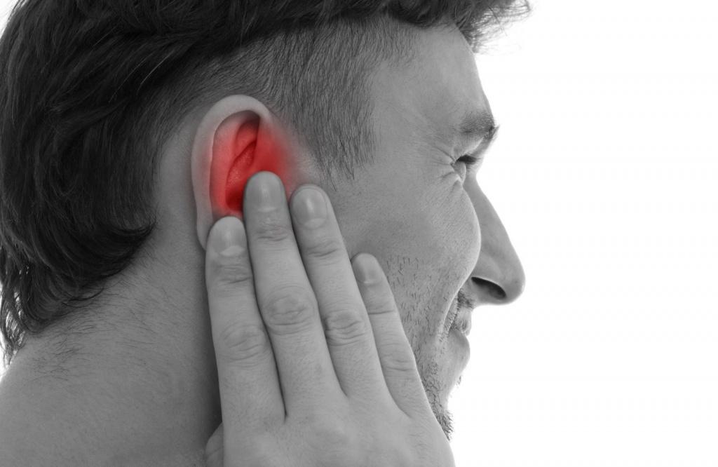влияние шума на человека