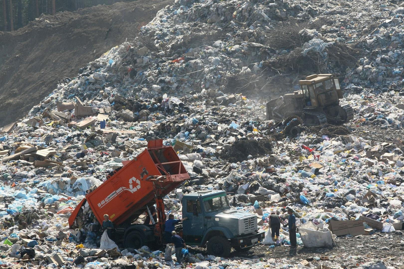 борьба с мусором в россии