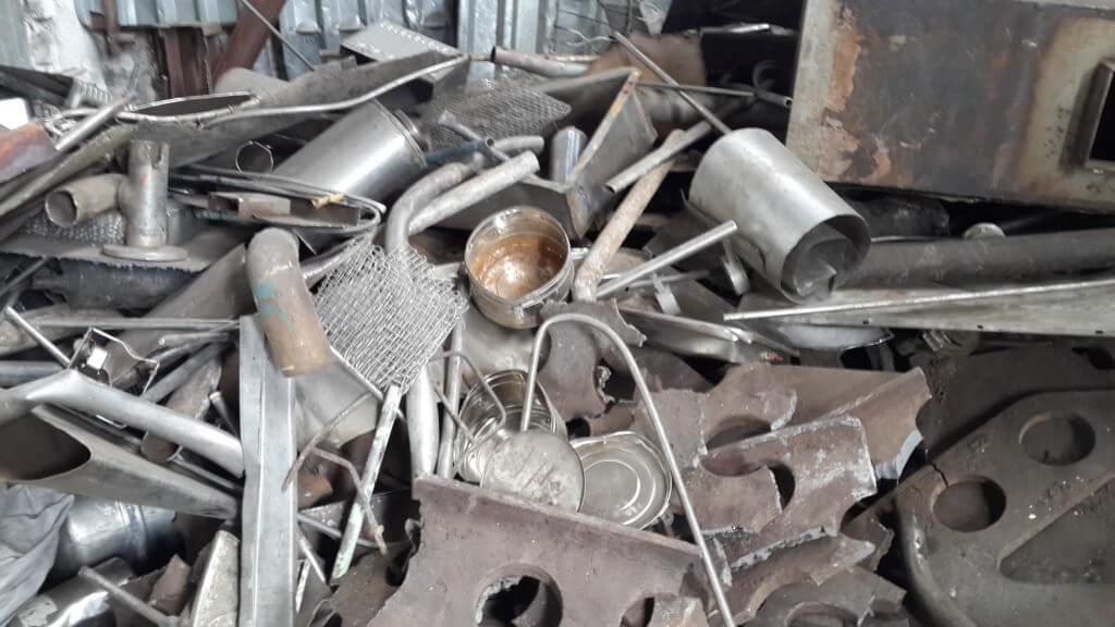 бытовой металлолом