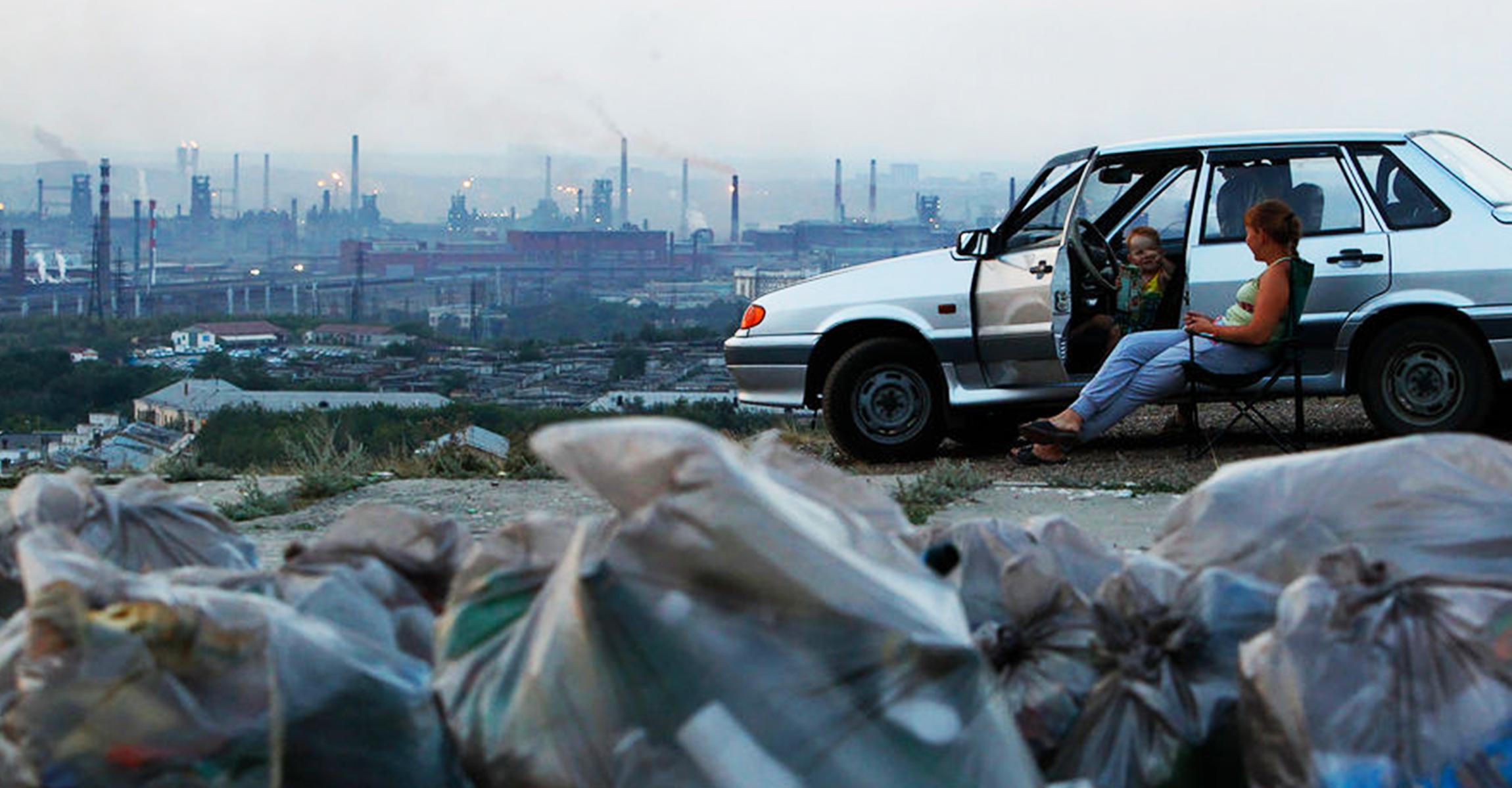 экологические проблемы городов1