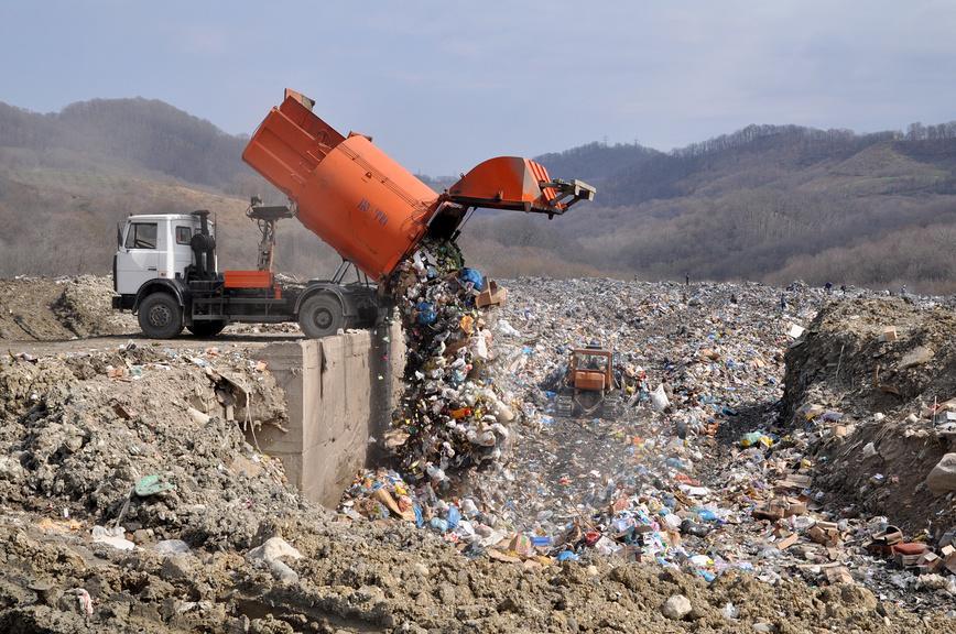 образование отходов