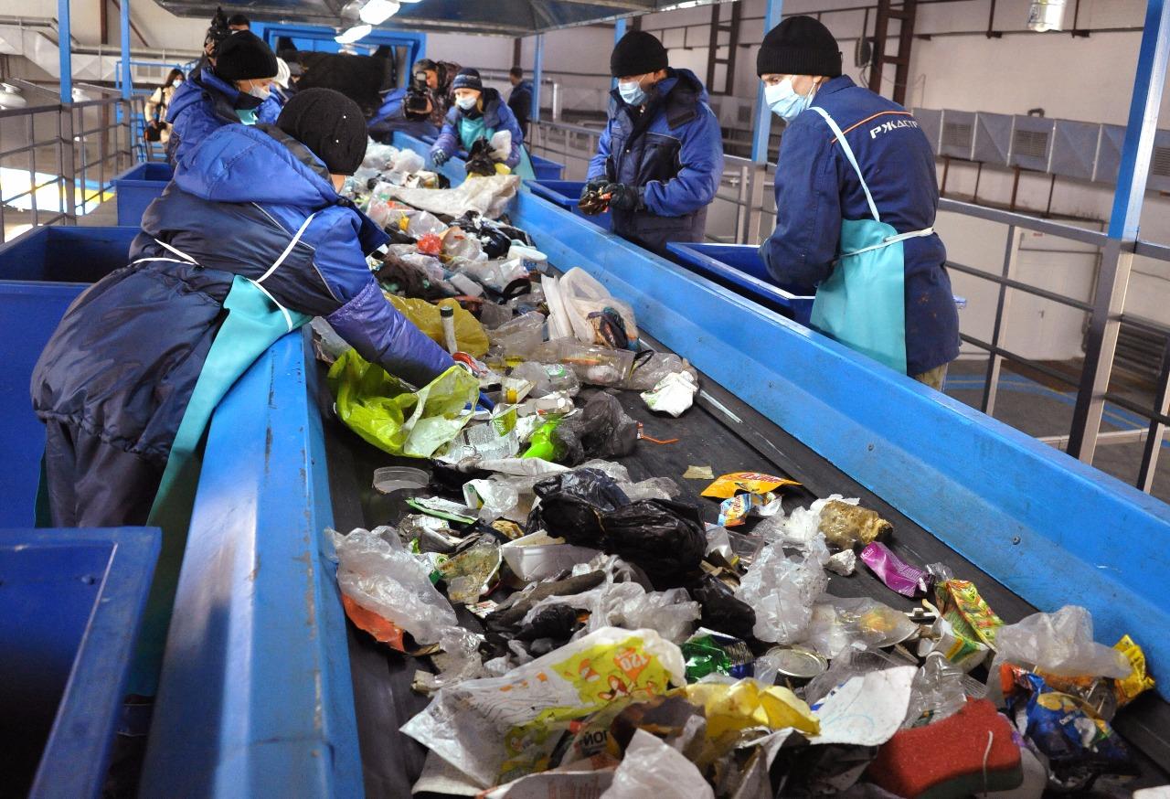 что такое рециклинг отходов
