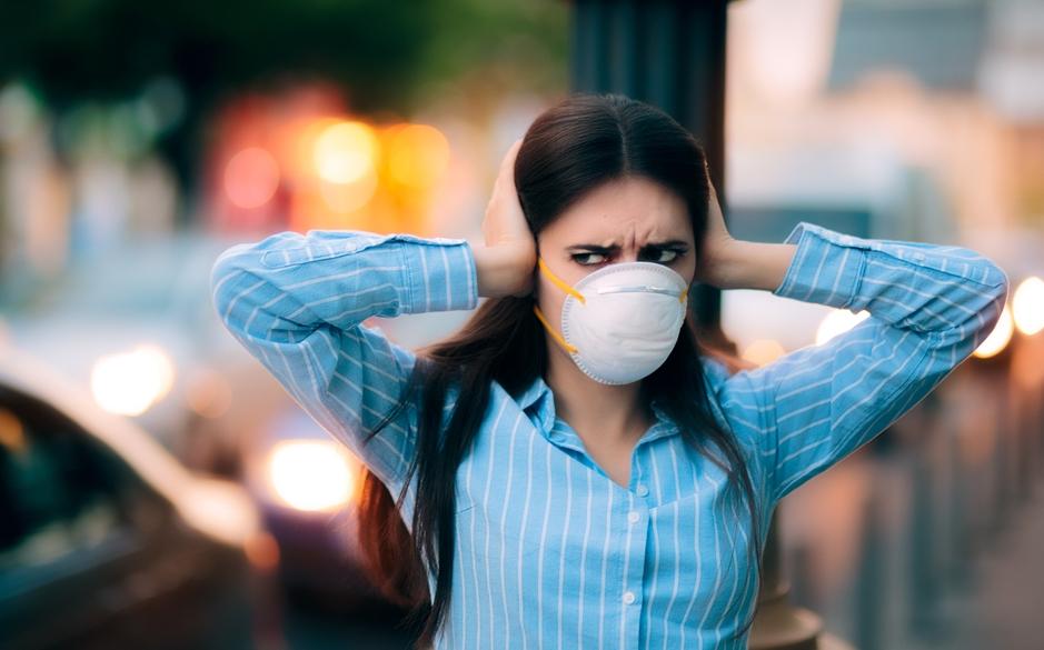 шумовое загрязнение