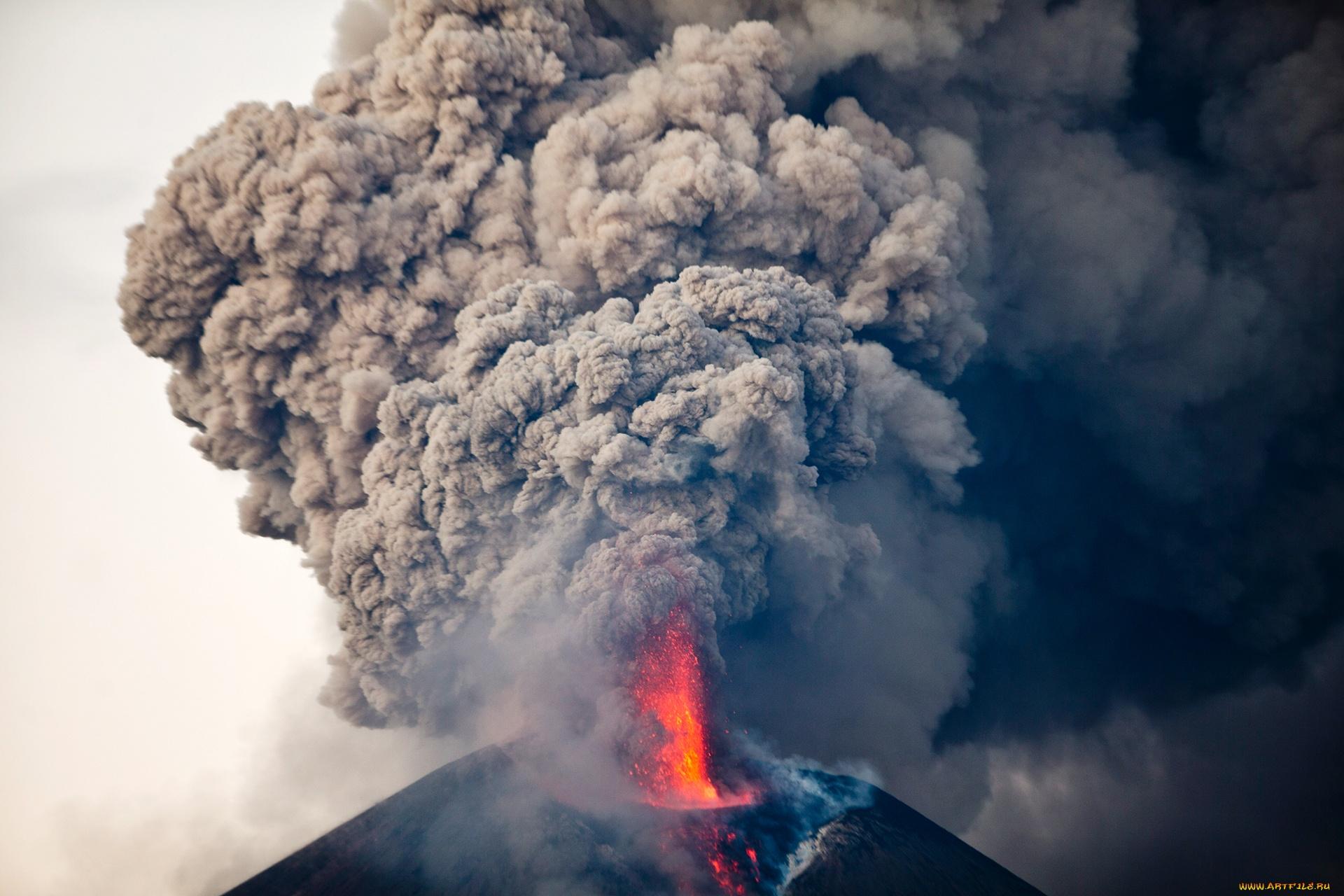 вулканическая активность