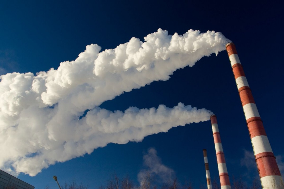 Организованные типы выбросов