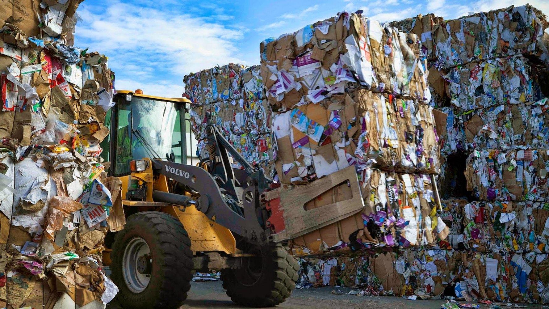 работа по утилизации мусора