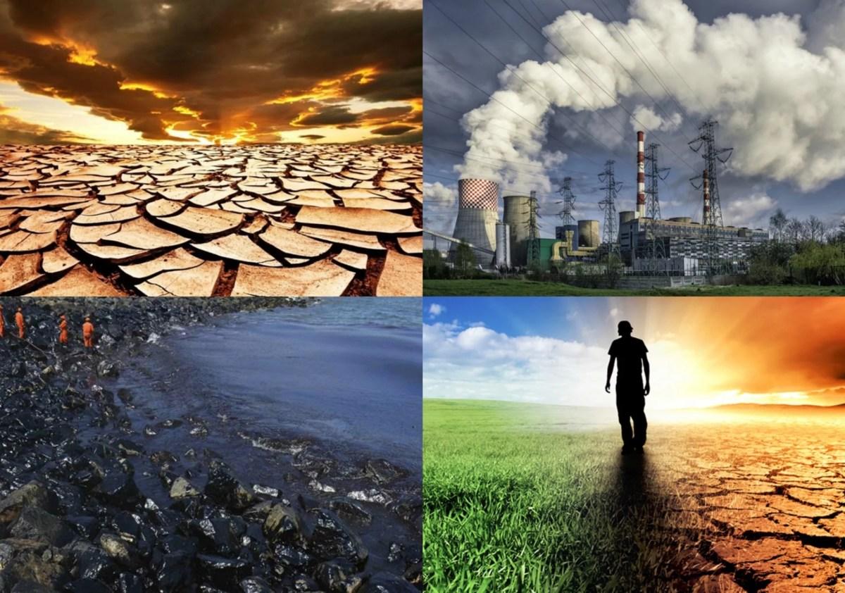 Источники загрязнений