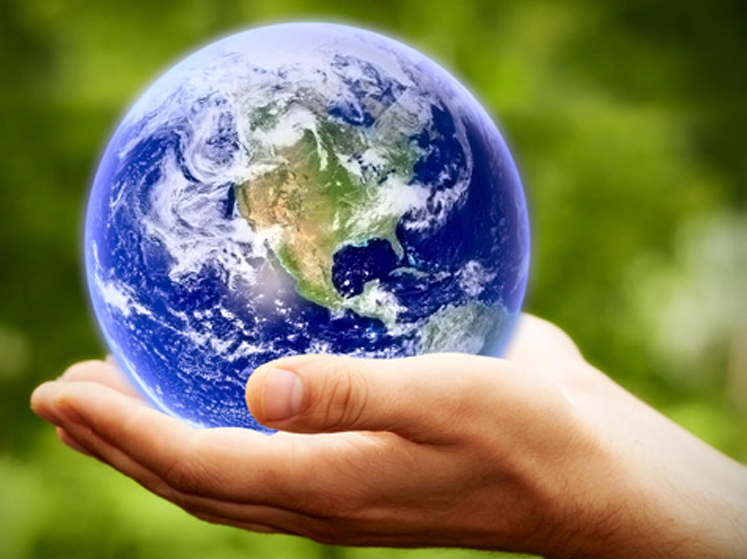 Как сохранить планету от загрязнения