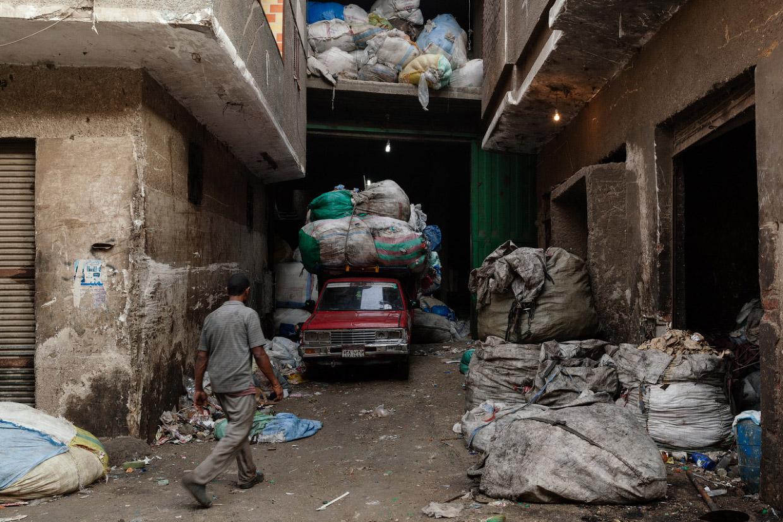 Маншият–Насир - город мусорщиков