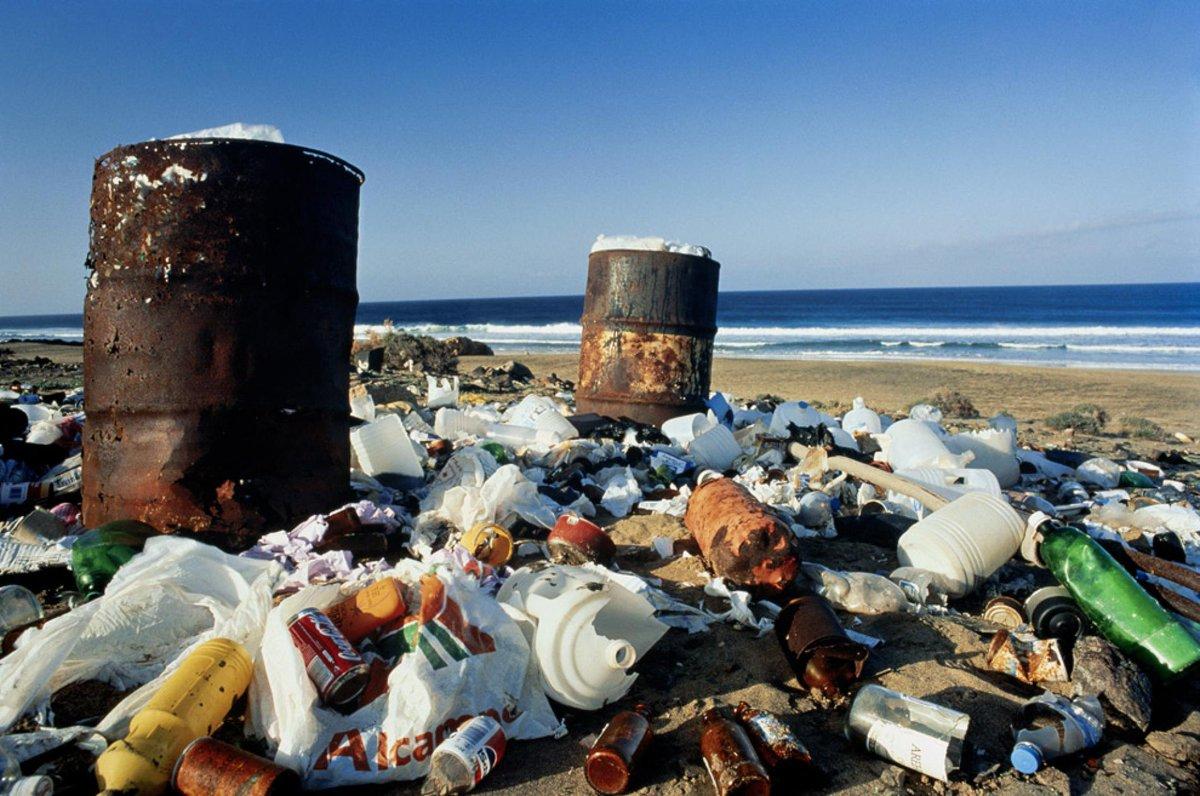 Неорганизованные источники загрязнения