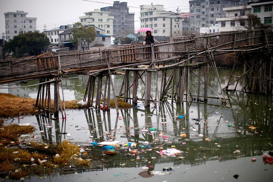 Загрязненный Китай