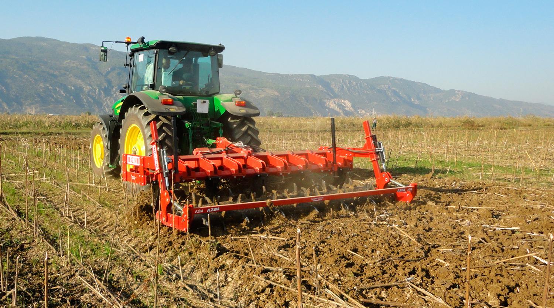 Почвозащитное земледелие