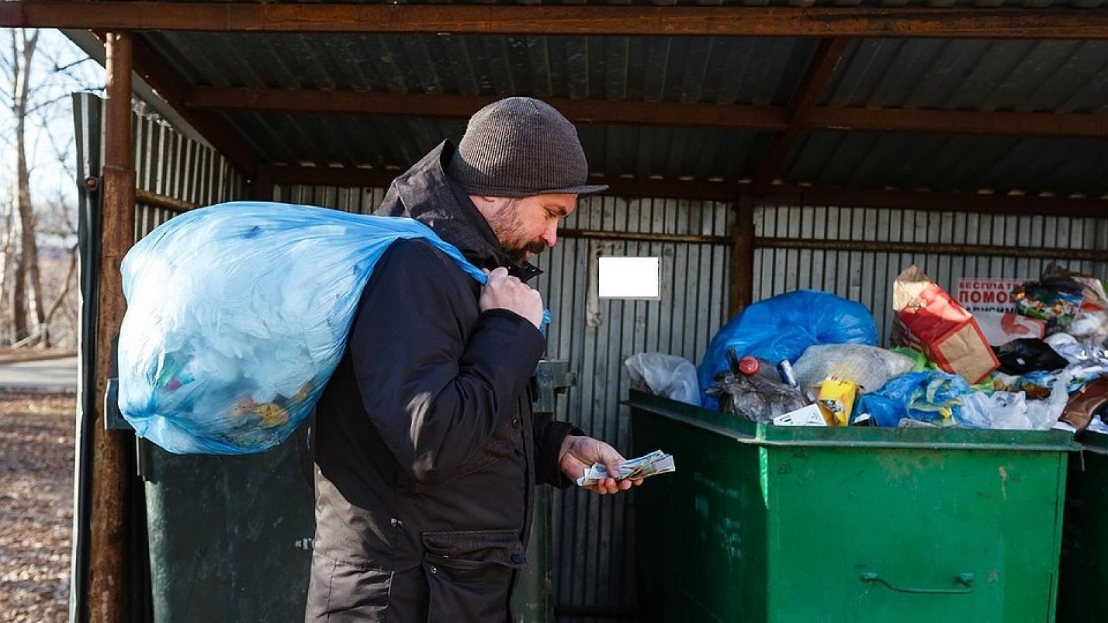вывоз мусора жильцами самостоятельно