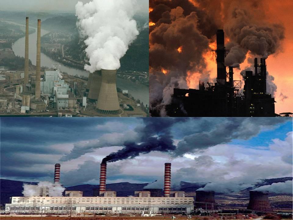 Экологические проблемы России и мира