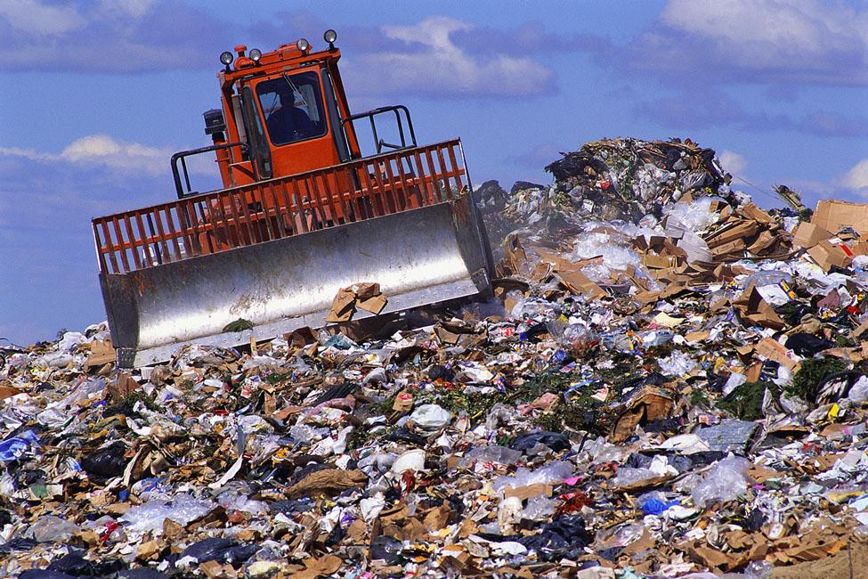 Любые отходы подлежат количественной оценке