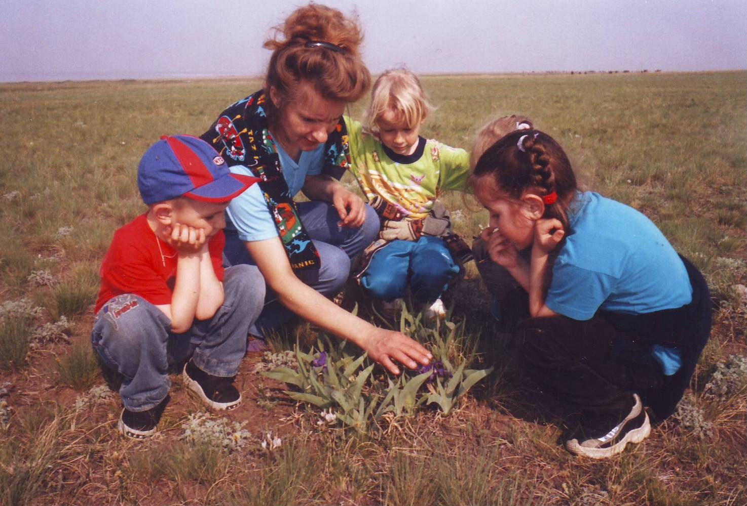 экологическое воспитание на практике