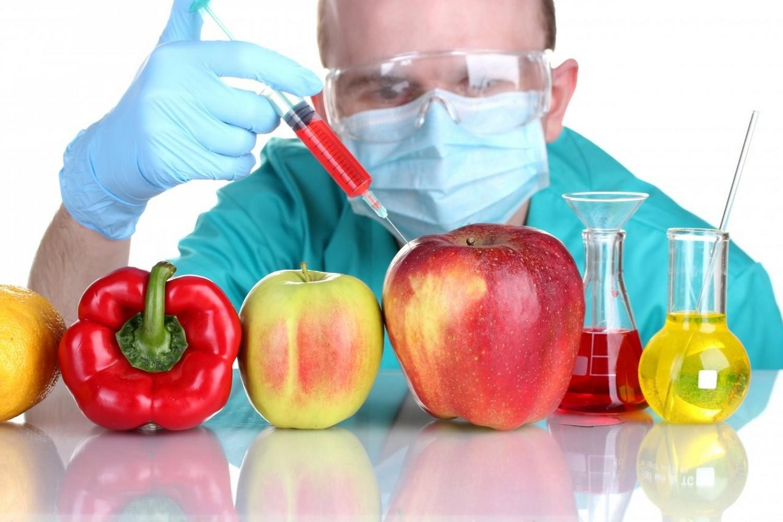 геномодифицированные продукты