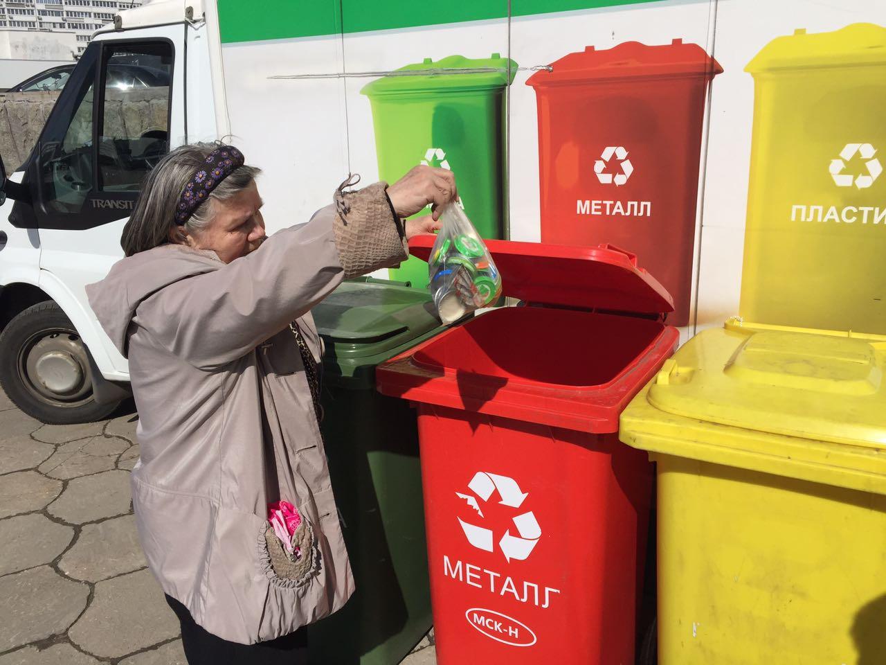 Болен ли человек, который собирает мусор?