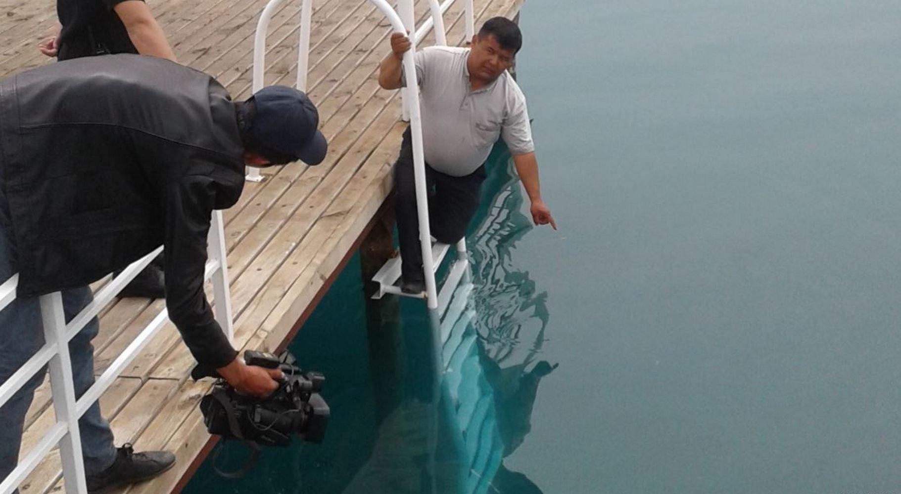 мониторинг качества морской воды
