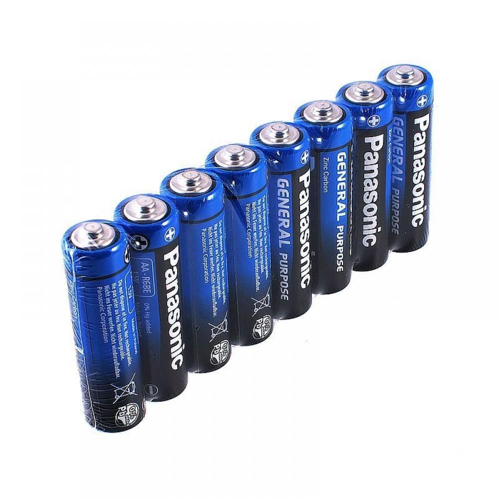 Батарейки необходимо утилизировать правильно