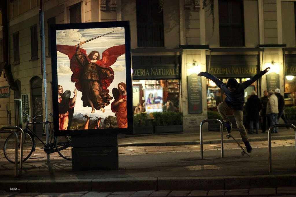 современная реклама как источник информационного загрязнения