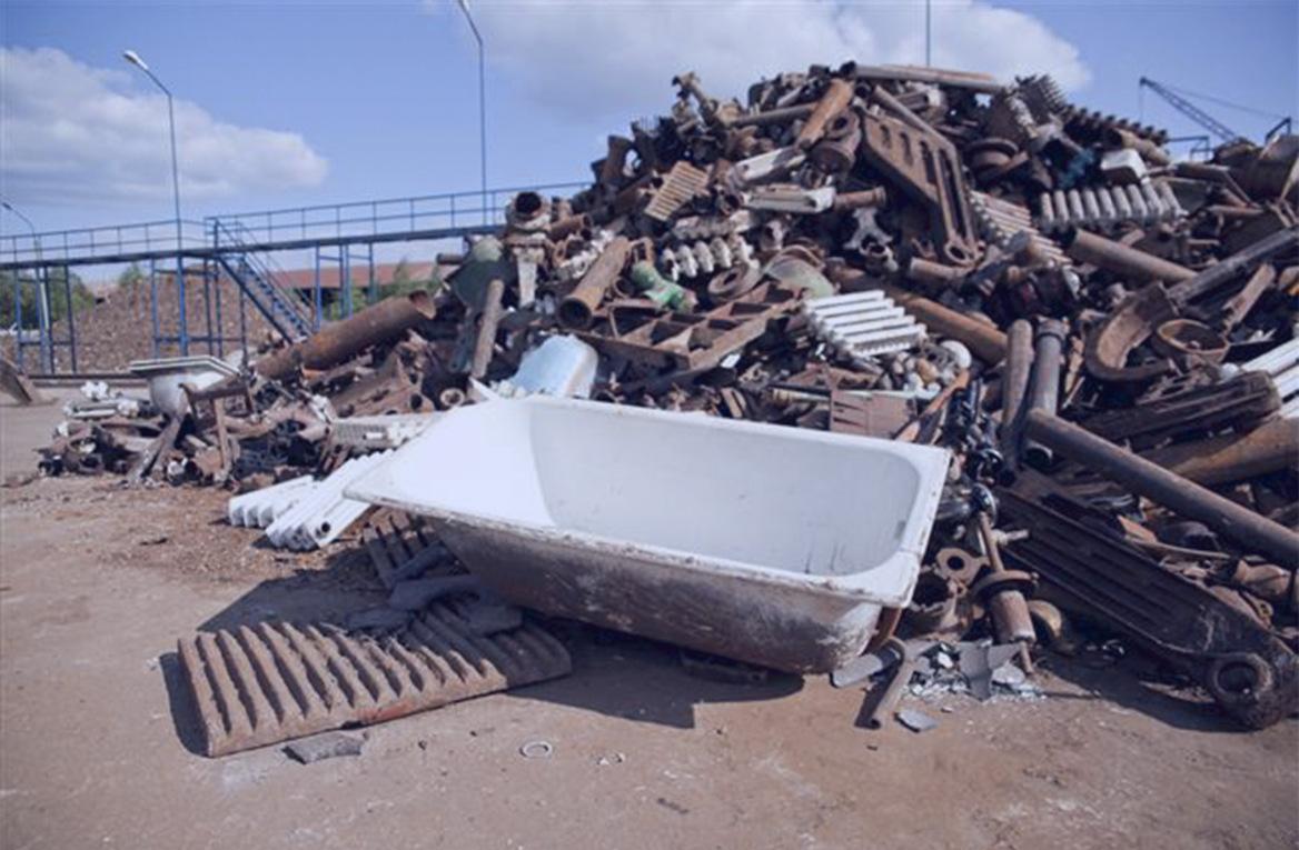 утилизация ванны