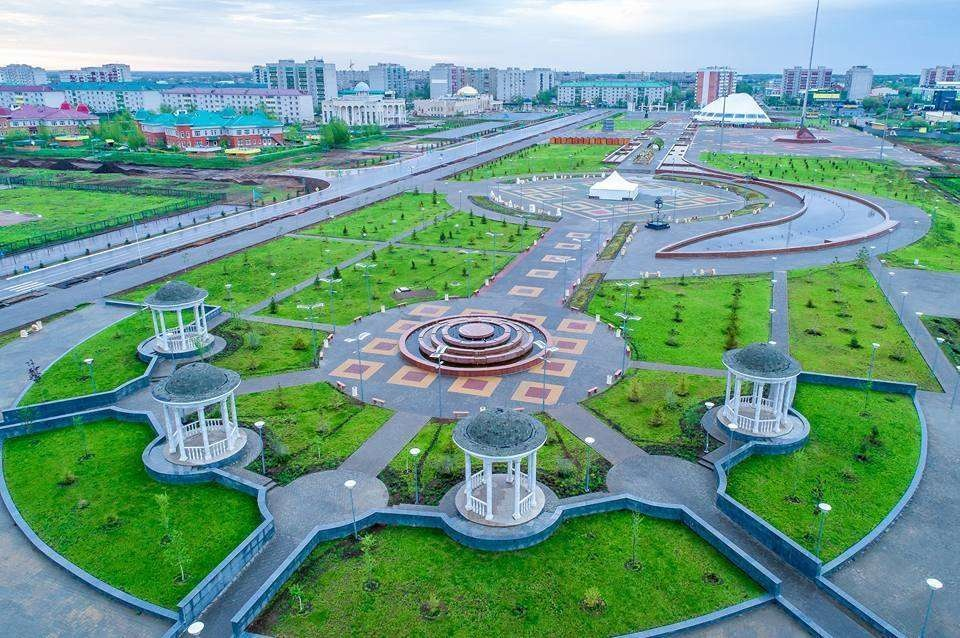 Приём чёрного металла в городе Уральске