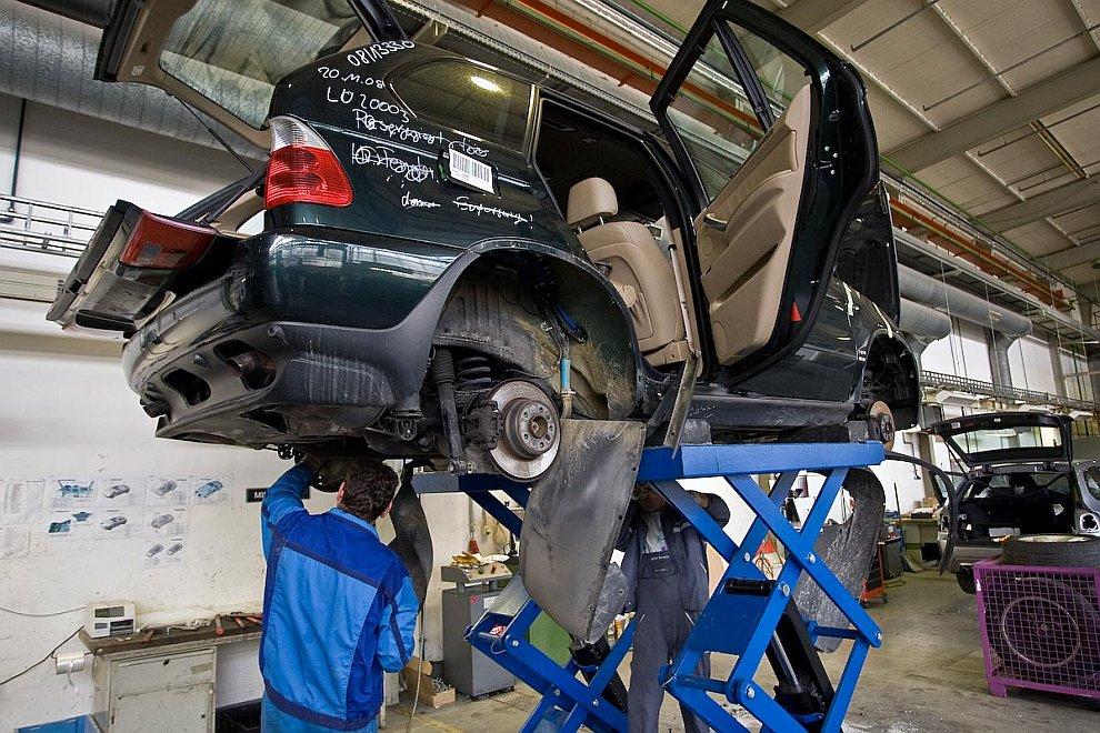 Подготовка авто к утилизации