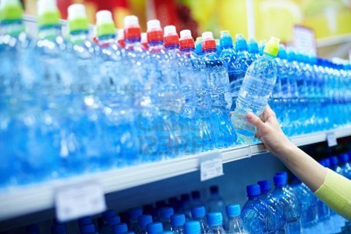 Бутилированная вода подлежит исследованию