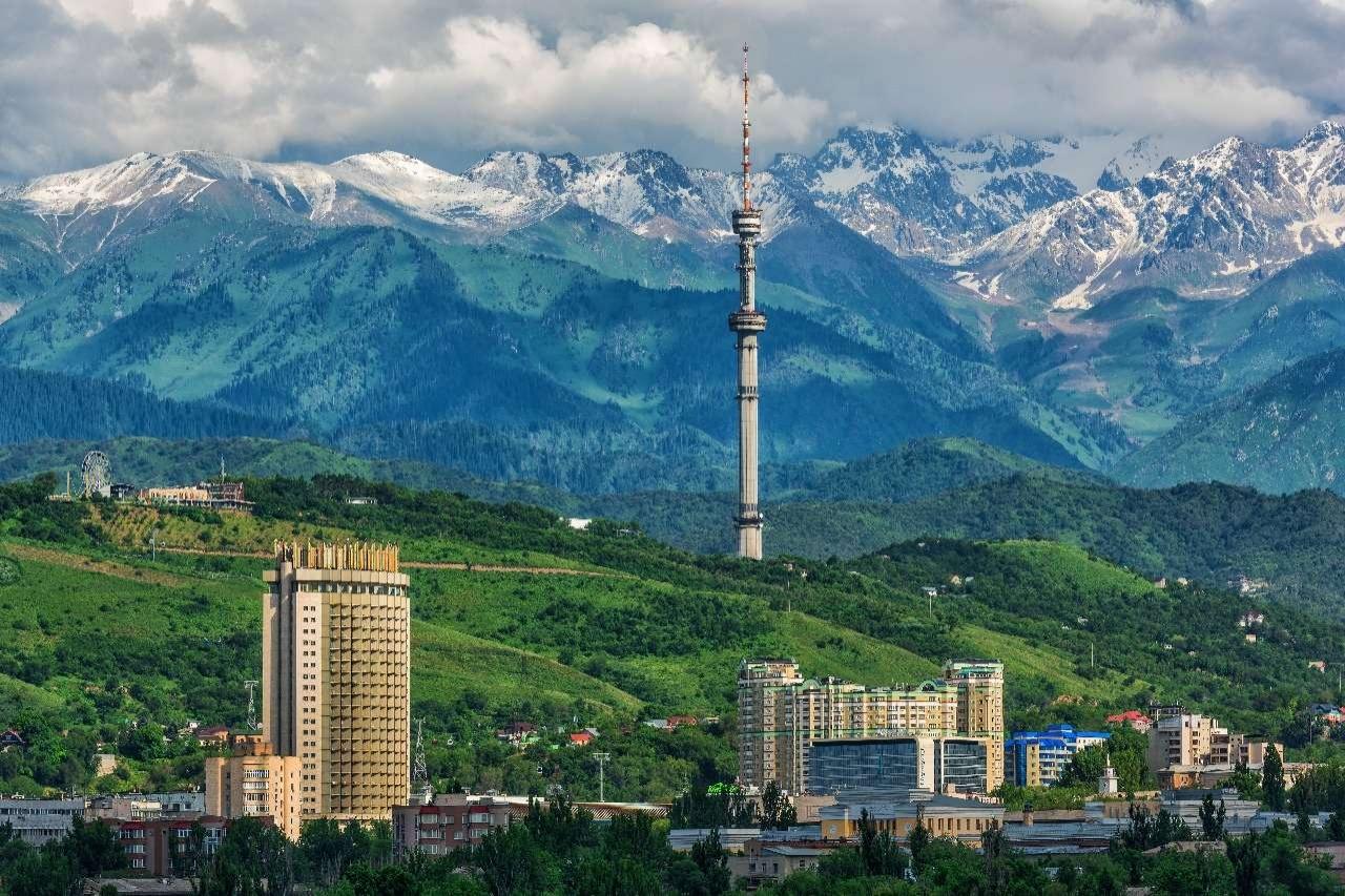 Приём чёрного металла в городе Алматы