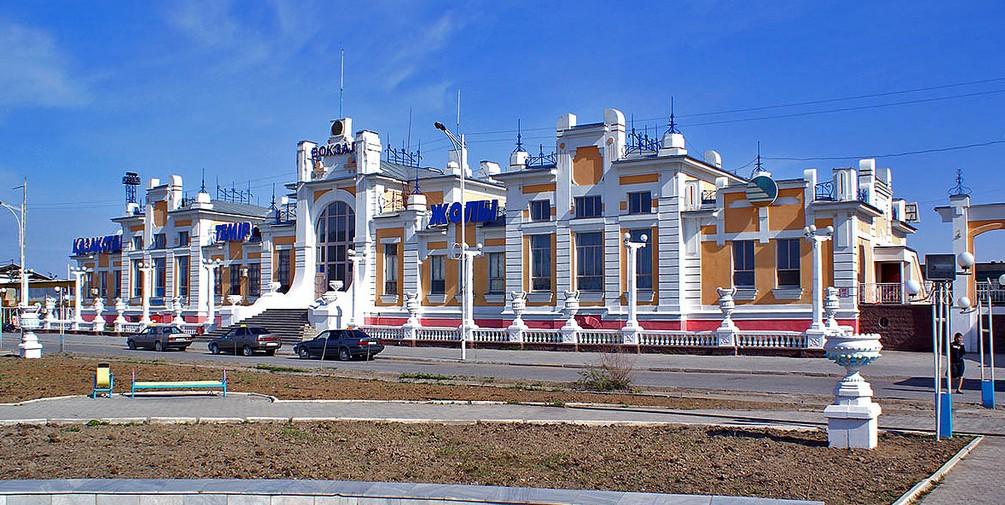 Приём чёрного металла в городе Кызыл-орде