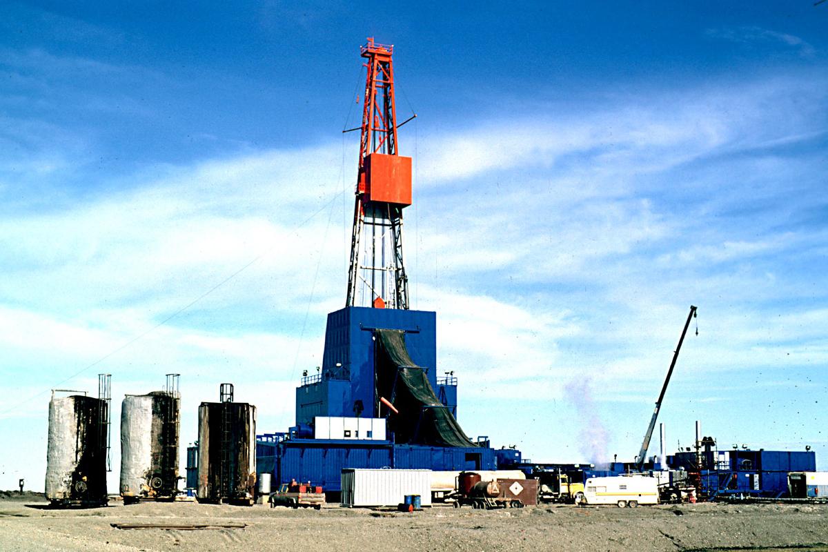 Добыча газа влияет на экологию